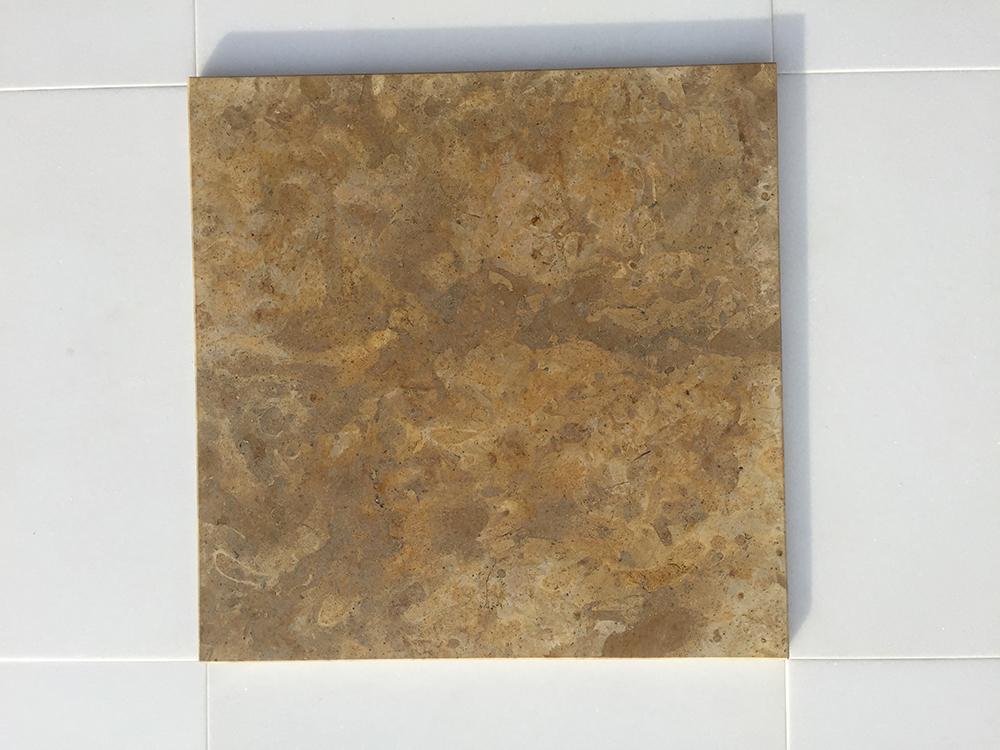 Giallo Provenza Fényes Márvány 30,5×30,5×1 cm  Azonnal Elérhető