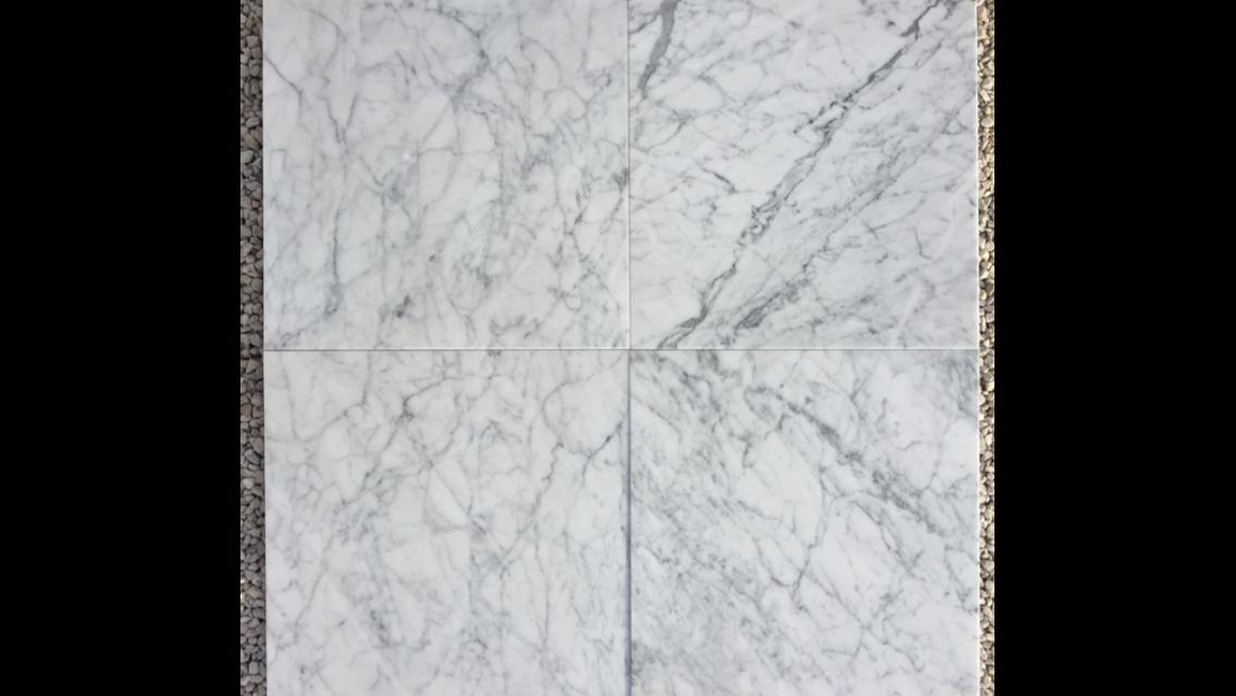 Bianco Cararra fényes 30,5x30,5x1cm tükörfényes luxus hatás  Azonnal Elérhető
