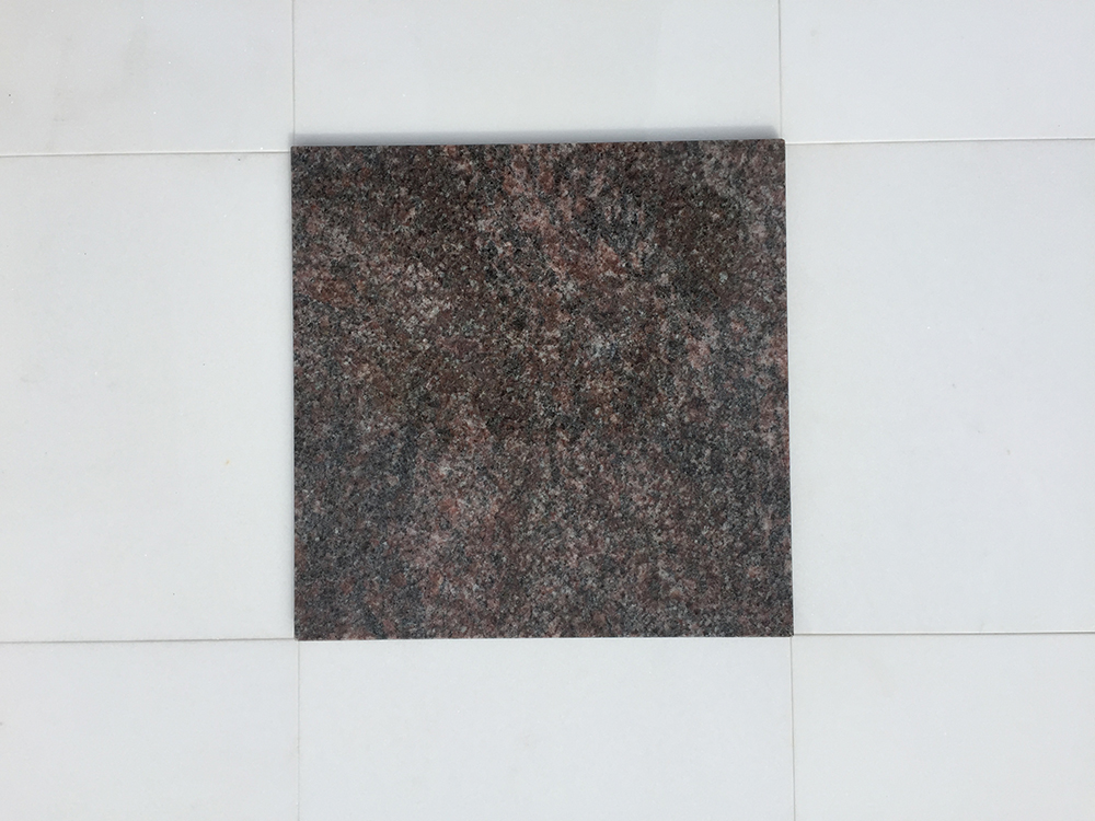 Lila Gerais Fényes Gránit 30,5×30,5×1 cm  Azonnal Elérhető